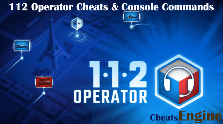 112 Operator Cheats & Console Commands