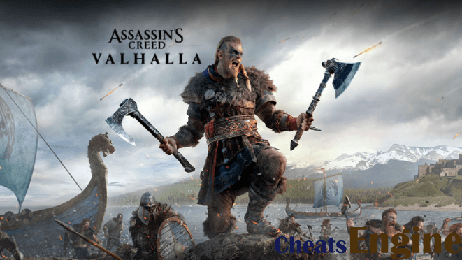 Assassin's Creed Valhalla [Engine:AnvilNEXT] Cheat Engine, Cheat table (100% Working)