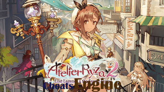 Atelier Ryza 2: Lost Legends & the Secret Fairy Cheat Engine, Cheat table (100% Working)