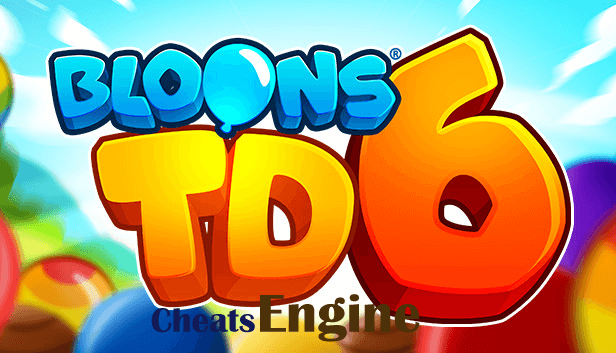 Bloons Tower Defense 6Cheat Engine, Cheat table (100% Working)