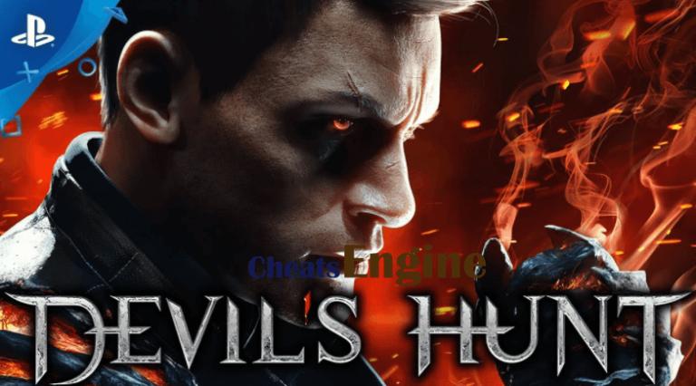 Devil's Hunt Cheat Engine, Cheat table (100% Working)