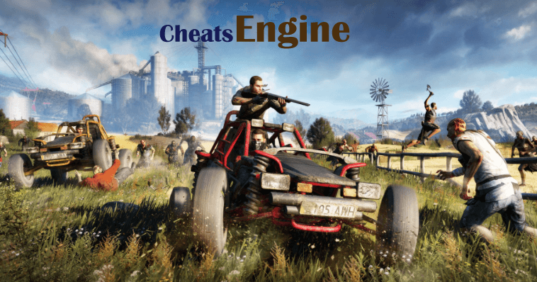 Dying Light Cheat Engine, Cheat table (100% Working)