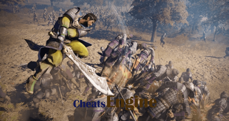 Dynasty Warriors 9 Cheat Engine, Cheat table (100% Working)