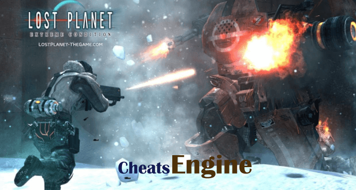 Lost Planet: Extreme Condition Cheat Engine, Cheat table (100% Working)