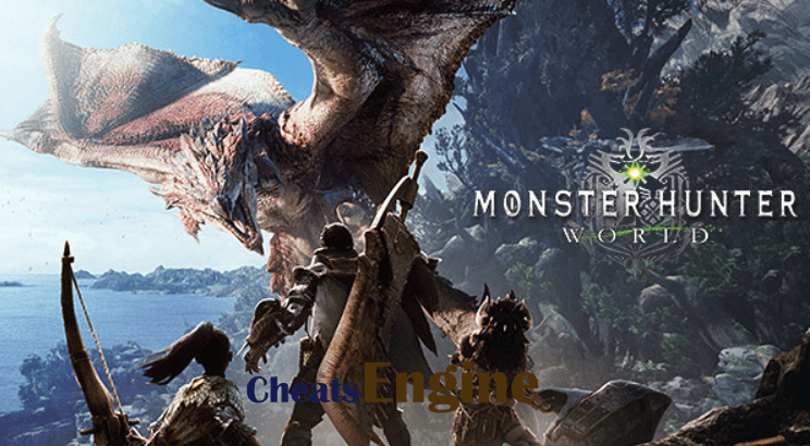 Monster Hunter: World Cheat Engine, Cheat table (100% Working)