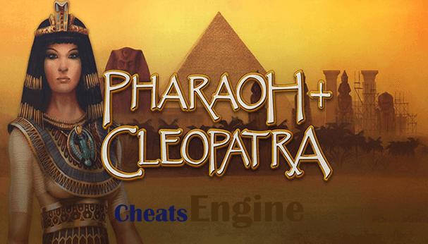 Pharaoh + Cleopatra Cheat Codes