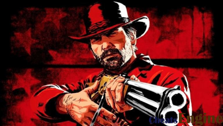 Red Dead Redemption 2 Cheat Engine, Cheat table (100% Working)