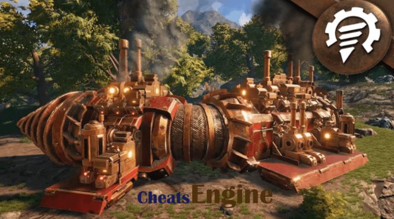 Volcanoids Cheat Engine, Cheat table (100% Working)