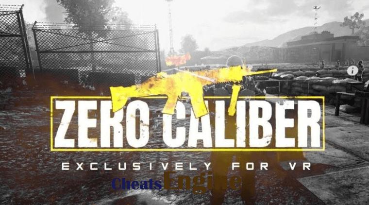 Zero Caliber VR: How to Cheat XP & Money