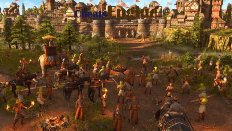 Age of Empires III: Definitive Edition Trainer +13 v1.0-v20322 {FLiNG}