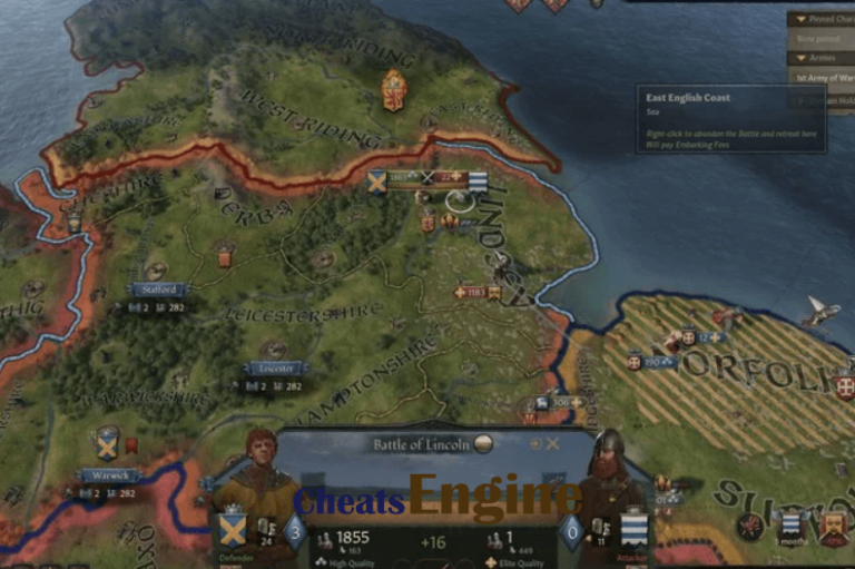 Crusader Kings III: Trainer +16 v1.0-v1.3.0 {FLiNG}