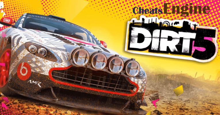 Dirt 5 Trainer +9 v1.0-v20210309 {FLiNG}