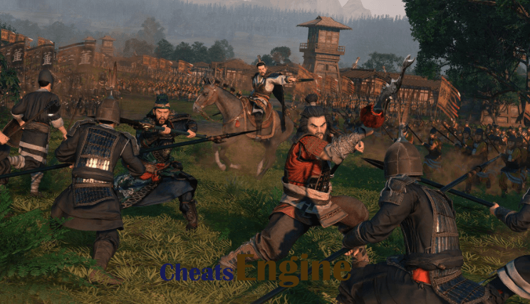 Total War Three Kingdoms Trainer +24 v1.7.0 (STEAM+ALT) {CheatHappens.com}