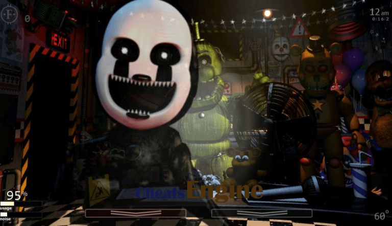 Ultimate Custom Night: Cheat Codes at the FNAF Universe