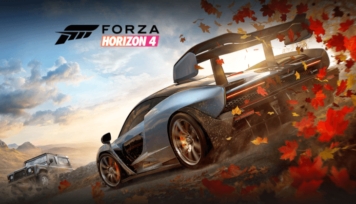 Forza Horizon 4 Save Game (a lot of Wheelspins, 746 lvl)