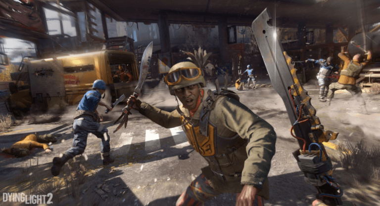 Dying Light: Save Game (The game done 100%, Legend – 250 lvl, Kuai Dagger weapon)