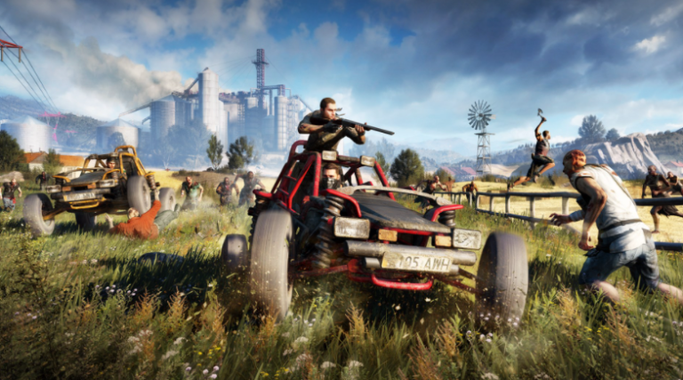 Dying Light – The Following: Trainer +22 v1.41.0 {iNvIcTUs oRCuS / HoG}