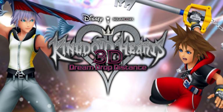 Kingdom Hearts Dream Drop Distance HD: Trainer +25 v1.0 {FLiNG}