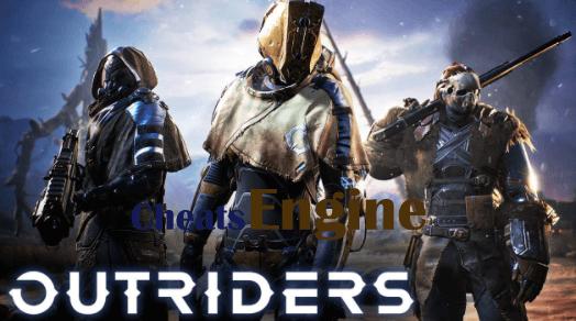 Outriders: Trainer +18 v1.0-v1.02 {FLiNG}