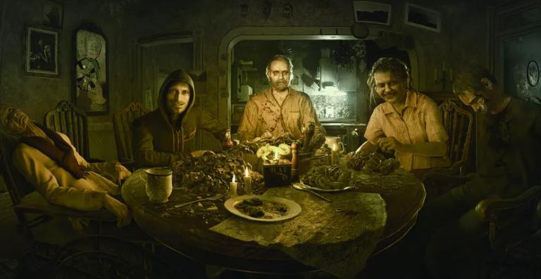 Resident Evil 7: Biohazard – Trainer +14 v1.0-v20210419 {FLiNG}