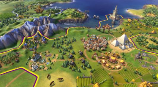 Sid Meier's Civilization 6: Trainer +19 v1.0.12.9 564030 (DX11+12) GATHERING STORM {CheatHappens.com}
