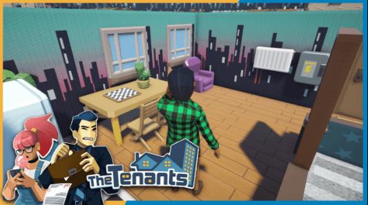 The Tenants: Trainer +11 BUILD v0.53 {CheatHappens.com}