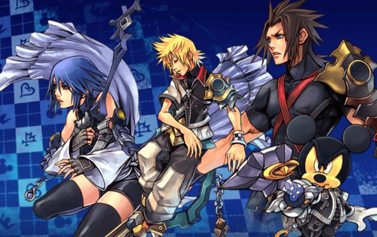 Kingdom Hearts Birth by Sleep Final Mix: Trainer +14 v1.0 {FLiNG}