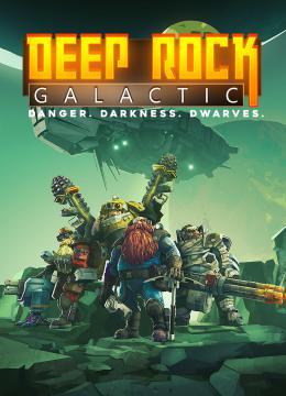Deep Rock Galactic: Trainer +25 v1.34.52623.0 {CheatHappens.com}